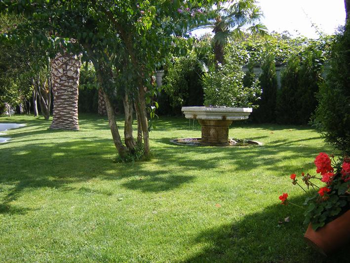 Instalaciones y menus de asador manolo for Asador para jardin